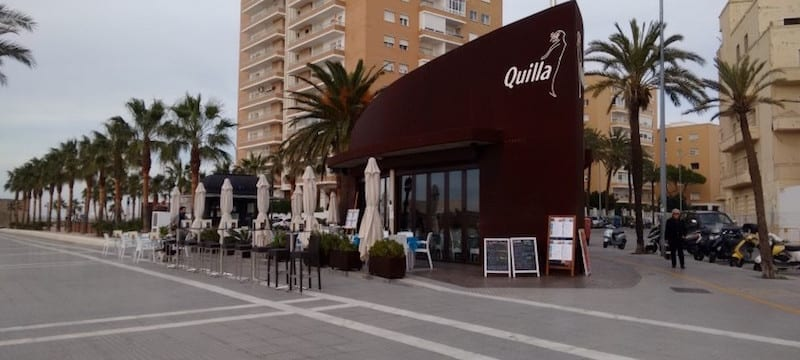 Si vas a Cádiz no te olvides de parar en Quilla. Me lo agradecerás