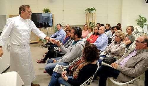 La campaña del espárrago de Navarra se presentó ayer en Zaragoza
