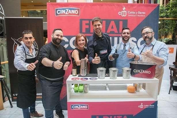 El Mejor Vermut de Zaragoza lo sirve Athenea Mixture Bar by Cinzano