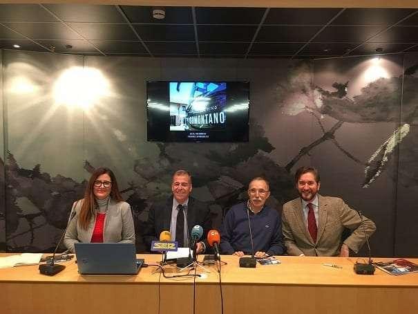 RUTA DEL VINO SOMONTANO Bus del Vino Somontano 2018 Presentación
