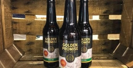 Golden Promise desvela su gran secreto: la nueva  IPA Best Secret Rye