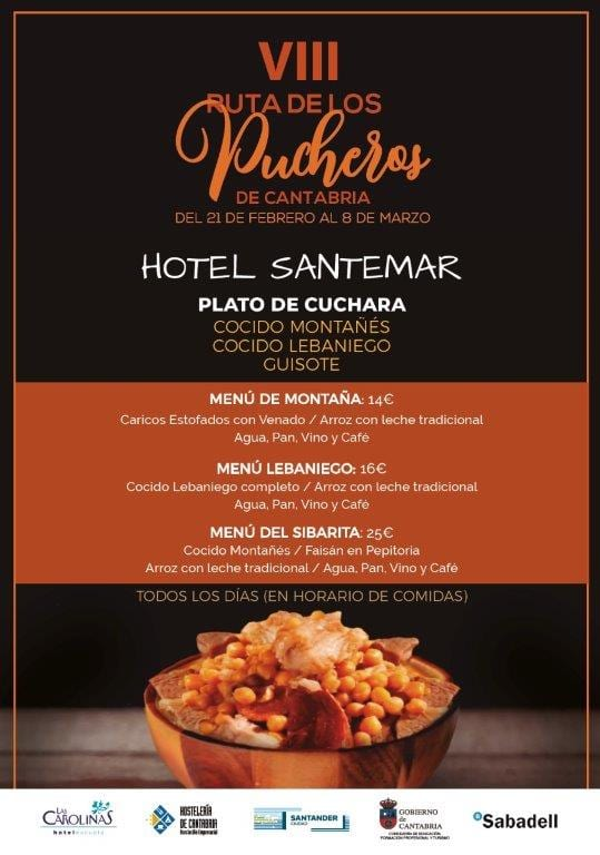 SANTEMAR pucheros
